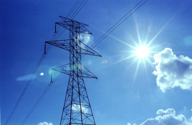 Отключение электроэнергии на новый год
