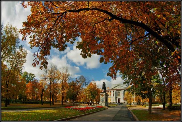 Погода в Санкт-Петербурге в октябре 2015 года от гидрометцентра