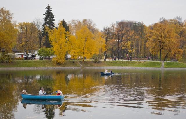 Погода в Москве на октябрь 2016 года от гидрометцентра, прогноз