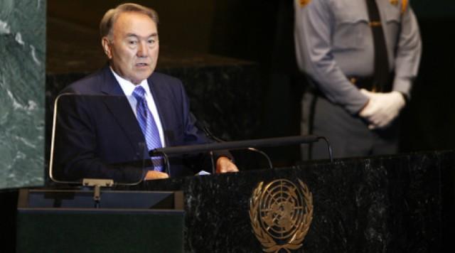 Назарбаев раскритиковал резервные валюты и предложил создать мировую валюту