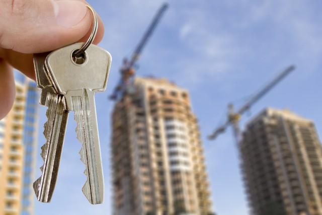 Рынок жилья стоит полупустой
