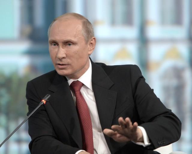 Путин заверил инвесторов в приверженности либеральному курсу в экономике