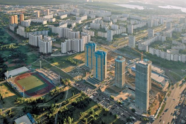 График падения: что происходит с ценами на недвижимость в Москве