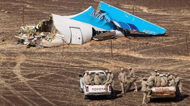 У 10 пассажиров разбившегося А321 в Египте был страховой полис на несколько миллионов руб.