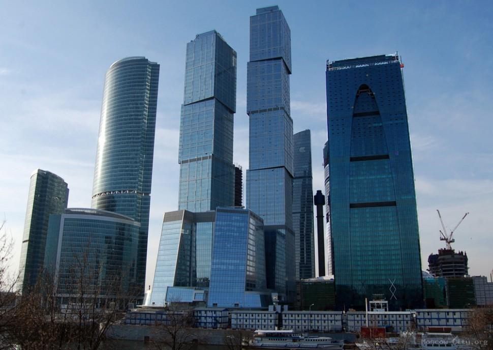 Аренда офисов в небоскребах: цены все ниже