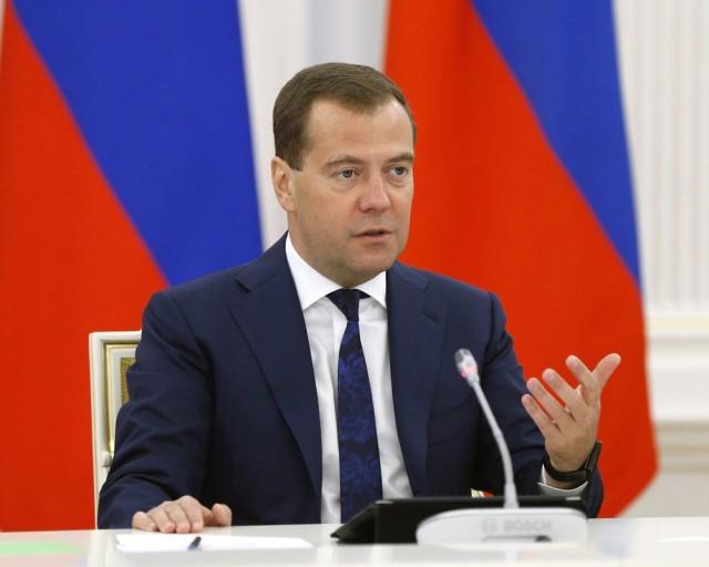 Медведев: РФ проходит через сложный период, но ситуация стабильная