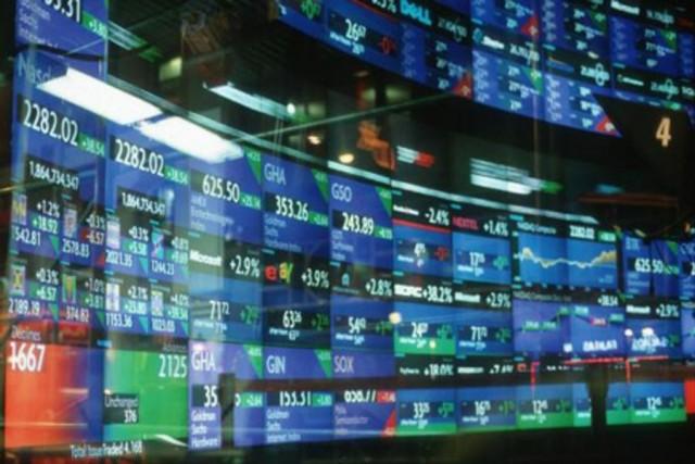 Рынок акций вернулся на семь лет назад