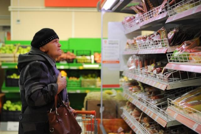 Минэкономразвития предупредило о возможном росте цен на продукты