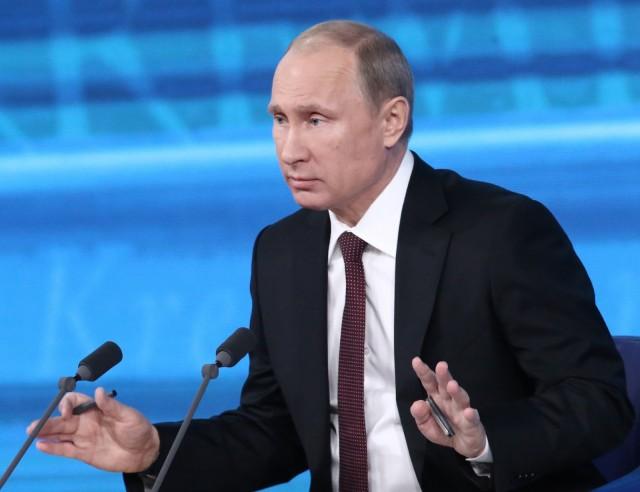 Большая пресс-конференция Путина. Ключевые заявления по экономике