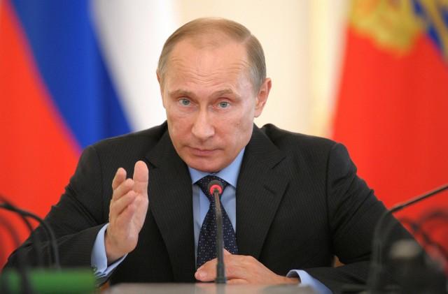 Путин поддержал конфискацию имущества у коррупционеров