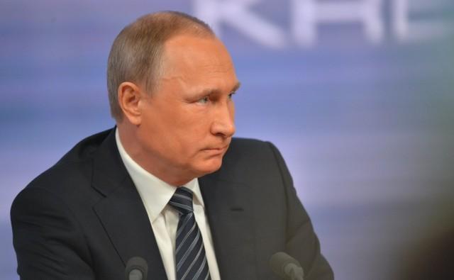 Путин увидел в обвале рубля