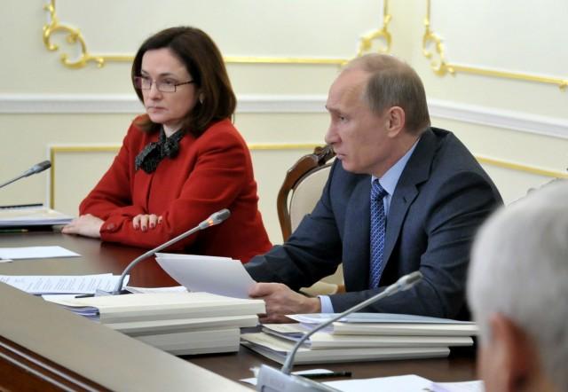 Путин выступил против скорой приватизации Сбербанка