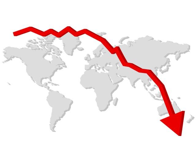 Третья мировая волна. Кто пострадает от новой глобальной рецессии