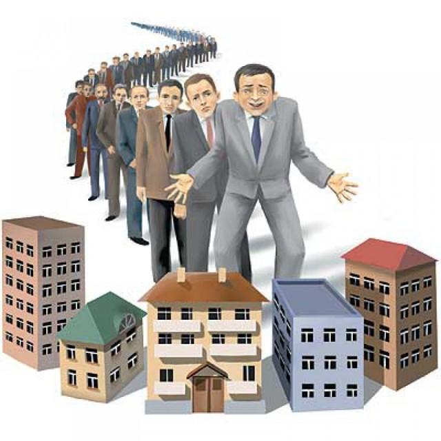 Граждане разбирают ипотеку. Окончание госпрограммы заставляет их торопиться