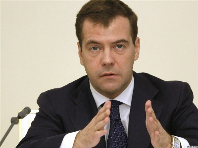 Медведев пообещал