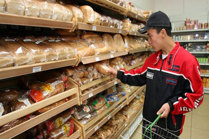 Рост цен на хлеб в России в 2017 году