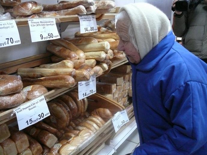 Рост цен на муку в 2017 году в России