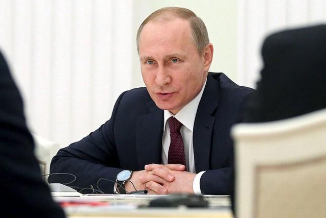 Путин пообещал немецкому бизнесу благоприятные условия в РФ
