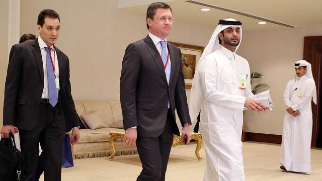 Нефть потеряла 4% после провала переговоров Дохе