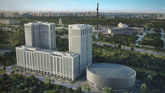 АИЖК выкупает у ВТБ часть Match Point за 11 млрд руб