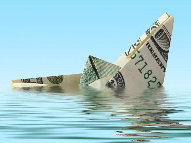 Курс доллара начал новый виток падения