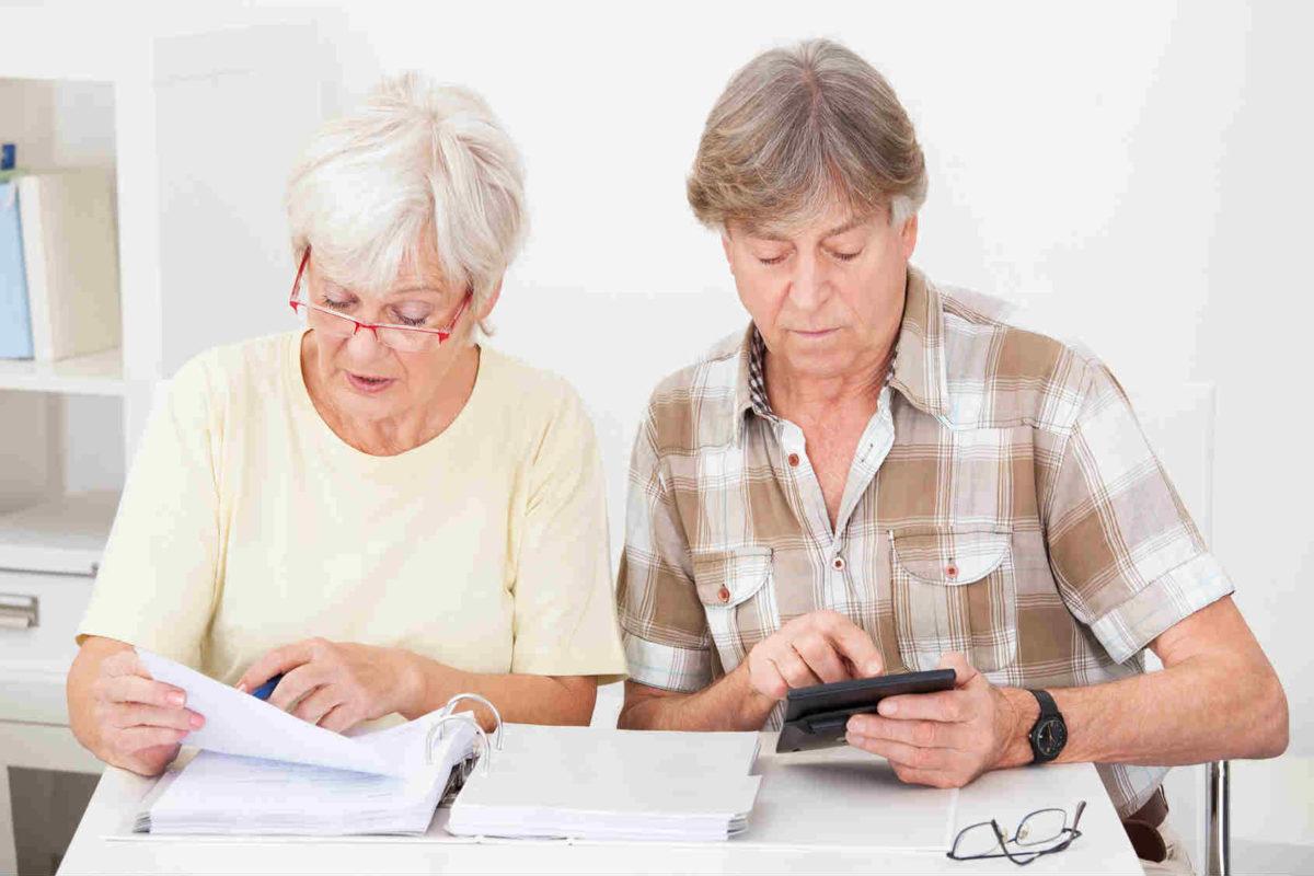 Как сделать пенсию неработающим 987