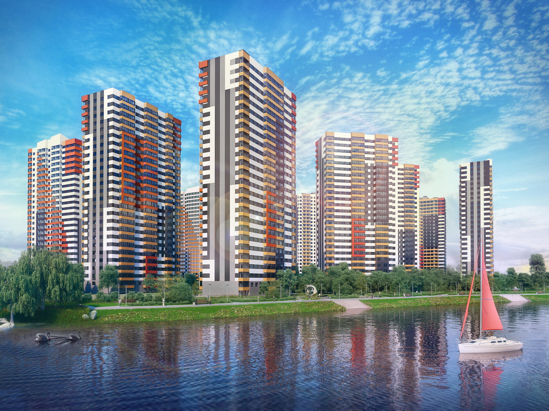 новые комплексы в санкт-петербурге