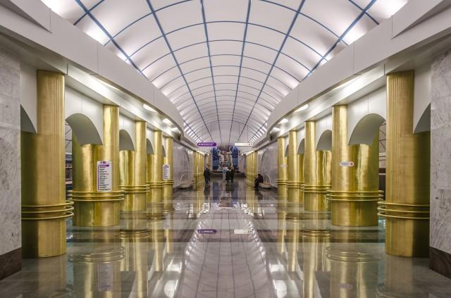 Развитие метро Санкт-Петербурга в 2016 году