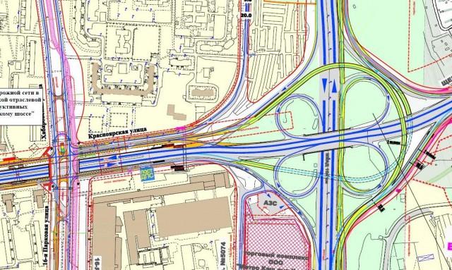 Реконструкция Щелковского шоссе 2015-2016 схема, последние новости