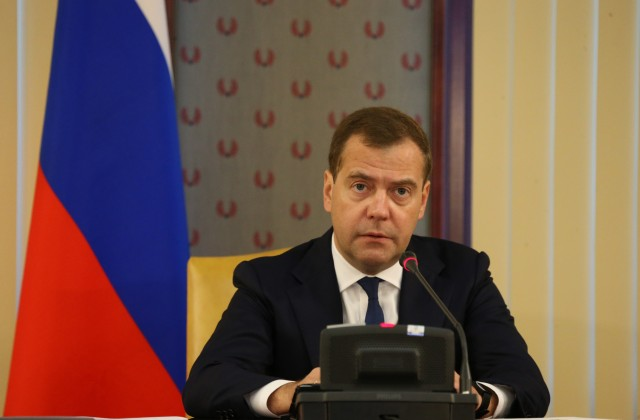 Медведев: резкого ухудшения в экономике РФ не будет
