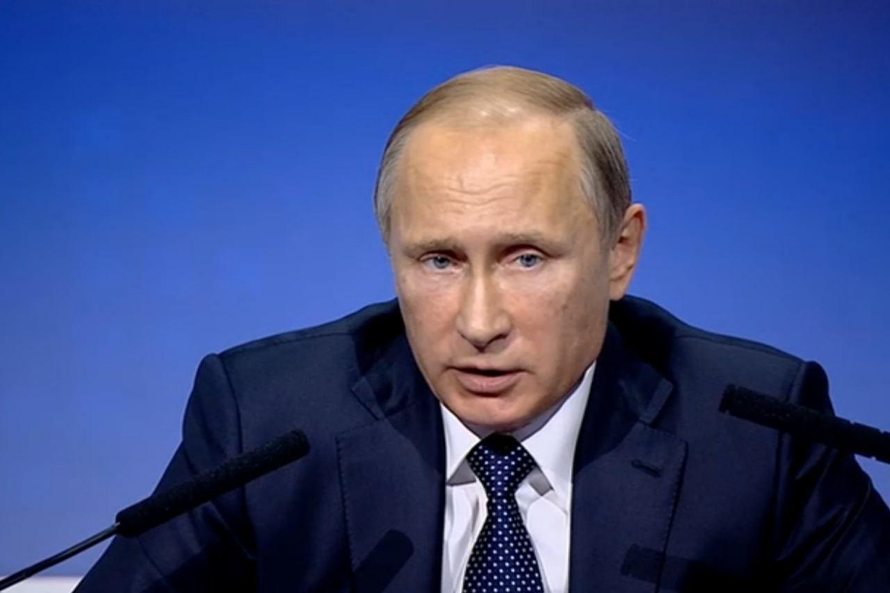 Путин обнаружил точку равновесия в экономике