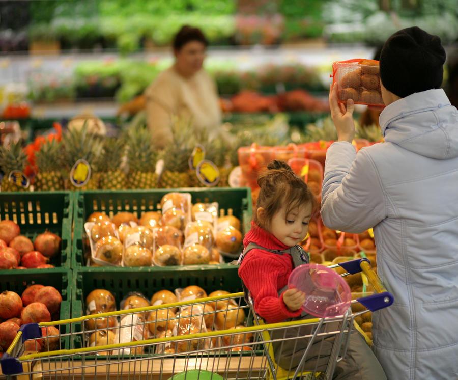 На продовольственную помощь в РФ в 2017 году направят до 70 млрд рублей