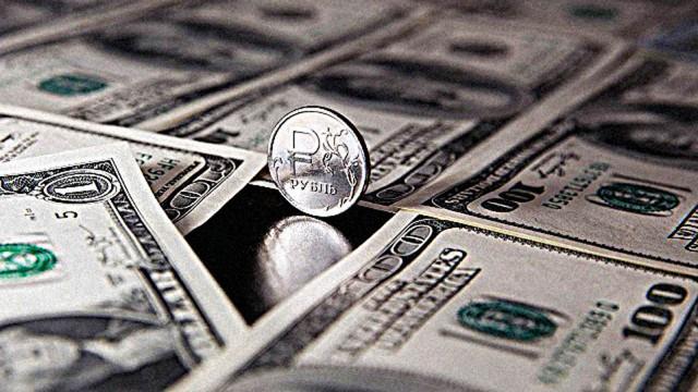 Слабый рубль удержал российский фондовый рынок от обвала