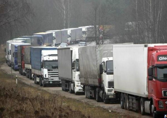 Минфин готовит законопроект об отмене транспортного налога для большегрузов