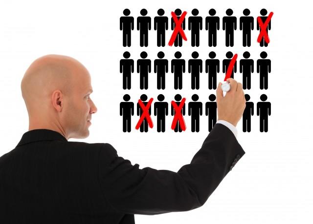 Бизнес готовится к сокращениям сотрудников и неполной рабочей неделе