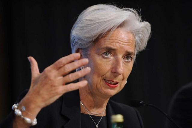 Лагард предрекла развивающимся странам череду кризисов