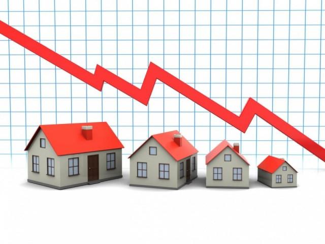 Мнение: На рынке недвижимости России формируется дефляционная спираль