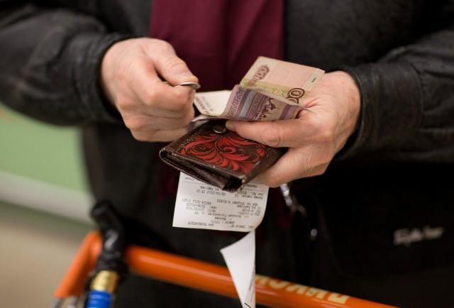 Голодец: Обозначается очень резкое падение доходов россиян