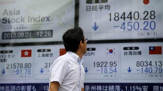 Мировая экономика не обещает рост. МВФ обеспокоен показателями Китая