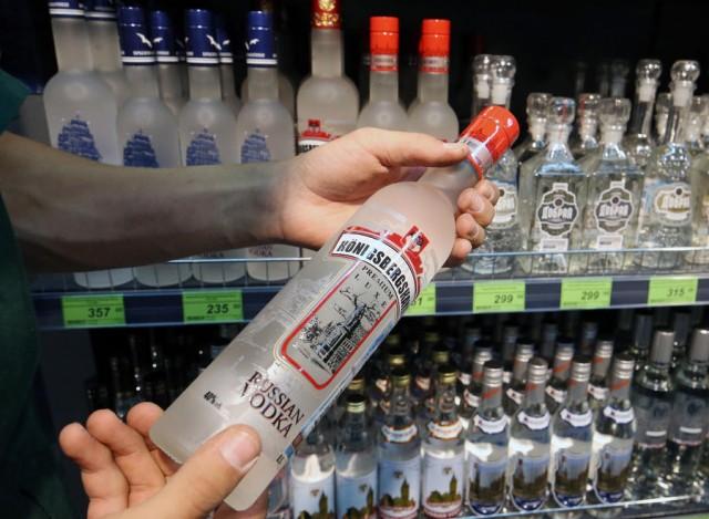 Рост цен на алкоголь (водку) в 2017 году