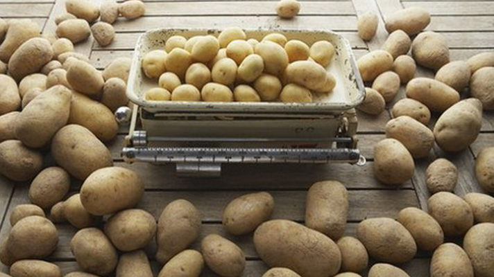 Рост цен на картофель в 2017 году в России