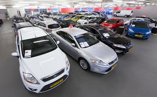 Рост цен на подержанные автомобили в 2017 году