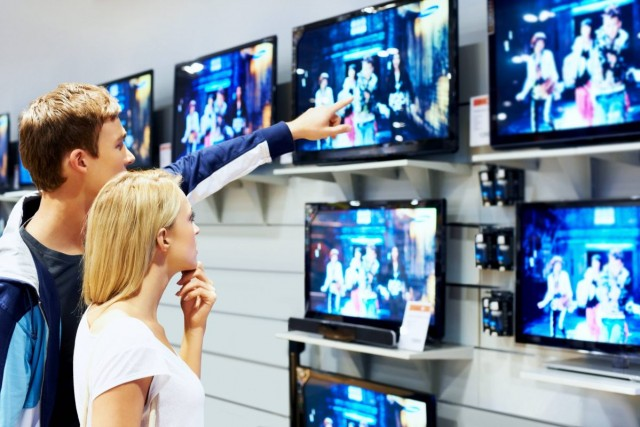 Рост цен на телевизоры в 2017 году