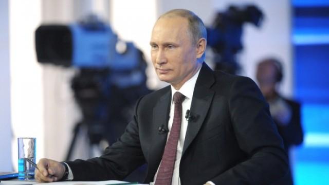 Путин: Российская экономика находится в