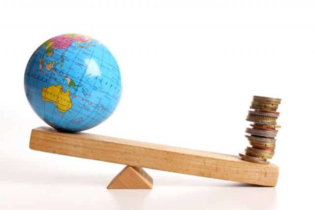 Процентное положение. Как из-за глобализации финансовых рынков судьба мировой экономики оказалась в ее собственных руках