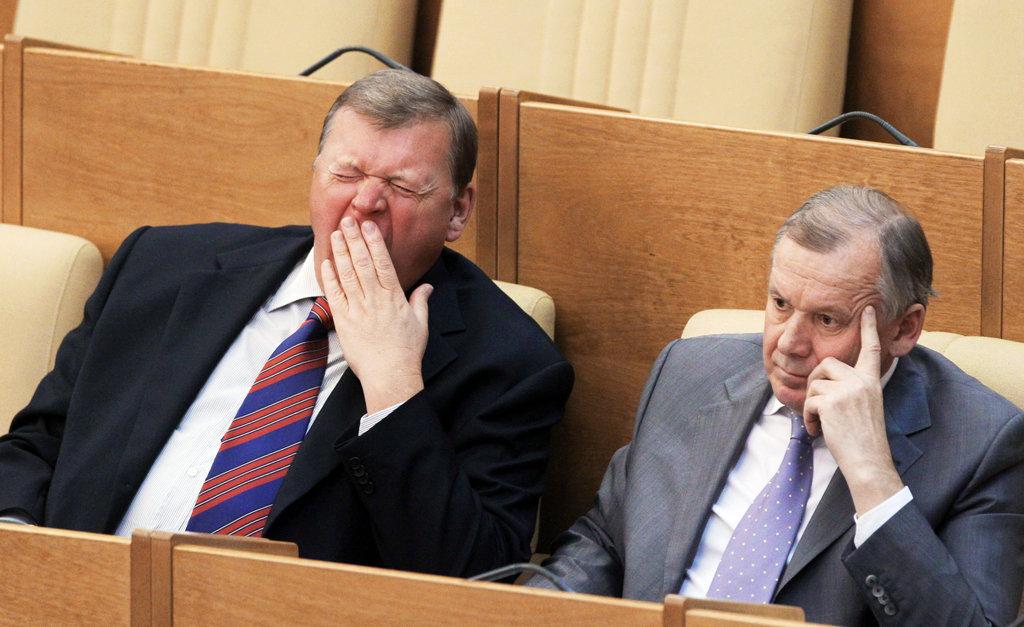 Повышение (индексация) зарплаты депутатам