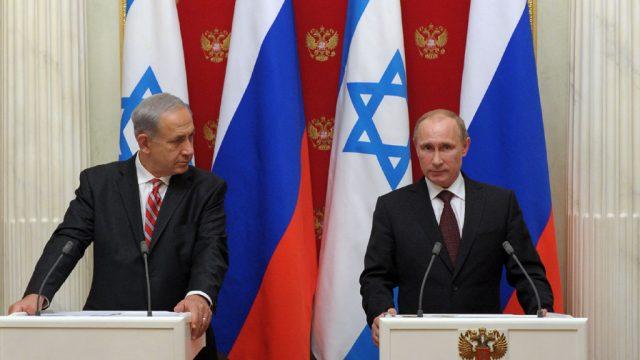 Путин: РФ и Израиль запускают переговоры о создании зоны свободной торговли