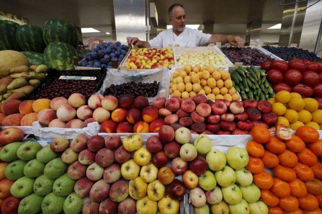 Россияне боятся потери продуктов, а не работы