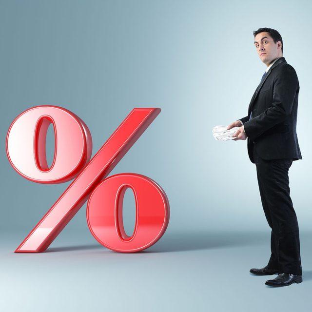 Банки РФ в июне снизили ставки долгосрочных кредитов населению на 0,2 п.п