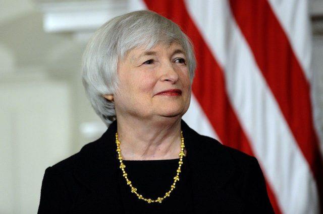 Глава ФРС помогла рублю. Джанет Йеллен заявила о возможном повышении ключевой ставки